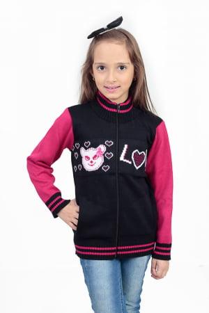 Jaqueta Infantil Ursinho Love - REF. 575