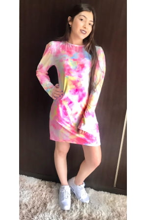 Vestido Candy Colors - REF. 279