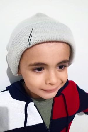 Gorro Infantil - REF: 1156