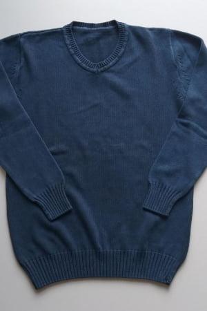 Blusa Masculina Decote V Estonada - REF. 937