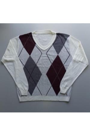 Blusa Masculina Escocês - REF. 942