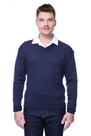 Blusa Masculina Decote V Lisa - REF. 642