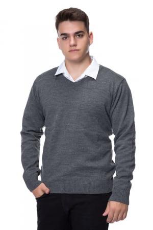 Blusa Masculina Decote V Lisa - REF. 786