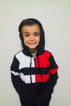 Jaqueta Masculina Infantil Listra - REF: 1102